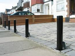 anti theft bollards coventry