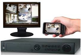 cctv system remote viewing
